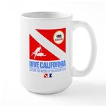 Dive California Mug