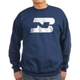 Burlington northern railroad Sweatshirt (dark)