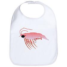 Pink Krill Bib