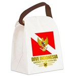 Dive Indonesia Canvas Lunch Bag