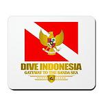 Dive Indonesia Mousepad