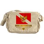 Dive Indonesia Messenger Bag