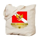 Dive Indonesia Tote Bag