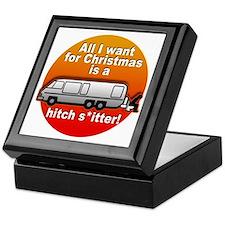 I Want a Hitchshitter Keepsake Box