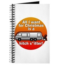 I Want a Hitchshitter Journal