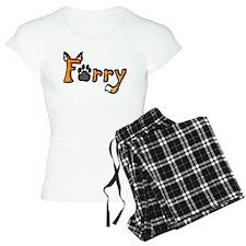 Foxy Furry Pajamas