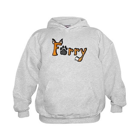 Foxy Furry Hoodie