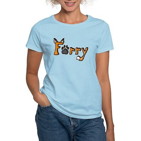 Foxy Furry T-Shirt