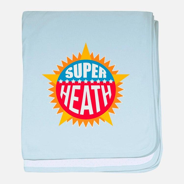 Super Heath baby blanket