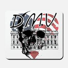 DMV Skull Design Mousepad