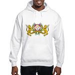 Masonic York Rite Lions Hooded Sweatshirt