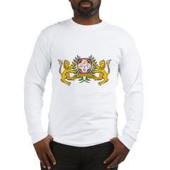 Masonic York Rite Lions Long Sleeve T-Shirt