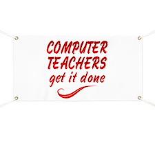 Computer Teachers Banner