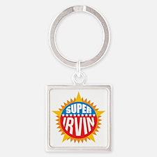 Super Irvin Keychains