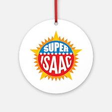 Super Isaac Ornament (Round)