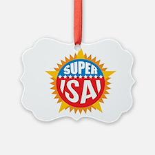 Super Isai Ornament