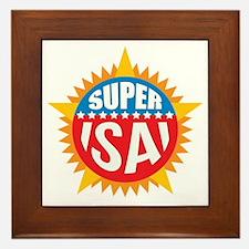 Super Isai Framed Tile