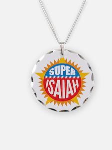 Super Isaiah Necklace