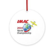 IMAC 2014 World Championships Ornament (Round)