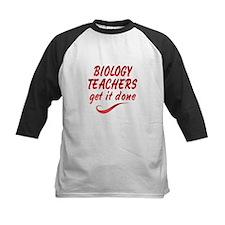 Biology Teachers Tee