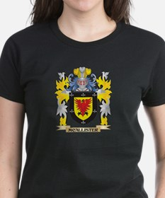 Mcallister Coat of Arms - Family Crest T-Shirt