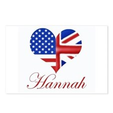 Hannah Postcards (Package of 8)