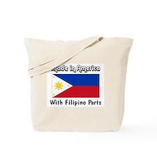 Filipino Parts Tote Bag