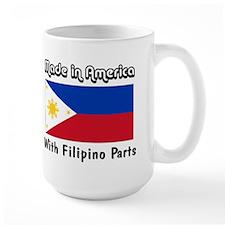 Filipino Parts Mug