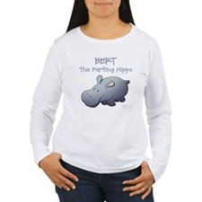 BERT THE FARTING HIPPO T-Shirt