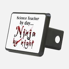 Science Teacher Ninja Hitch Cover