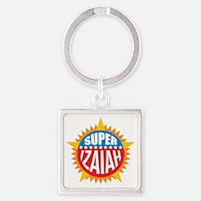 Super Izaiah Keychains