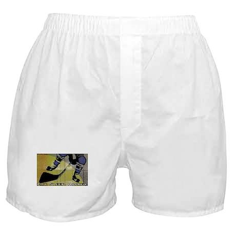 Eat.Sleep.Hockey. Boxer Shorts