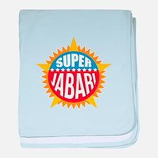 Super Jabari baby blanket
