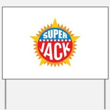 Super Jack Yard Sign
