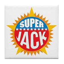 Super Jack Tile Coaster