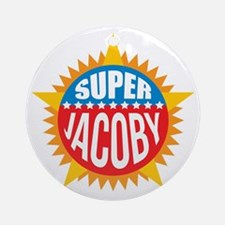 Super Jacoby Ornament (Round)