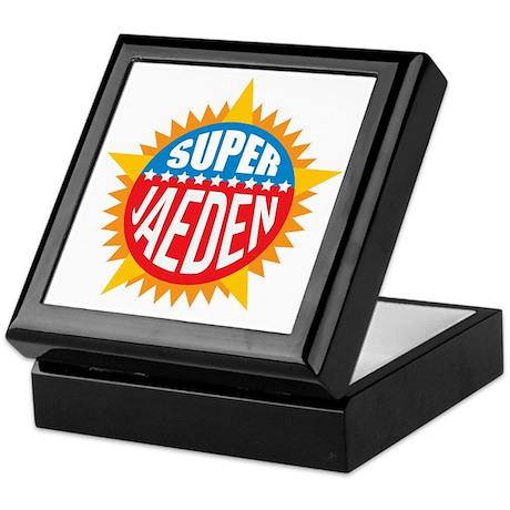 Super Jaeden Keepsake Box