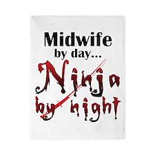 Midwife Ninja Twin Duvet