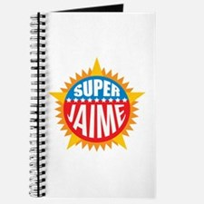 Super Jaime Journal