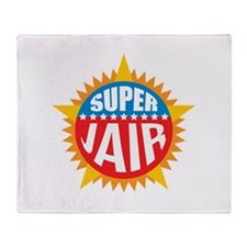 Super Jair Throw Blanket
