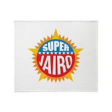 Super Jairo Throw Blanket
