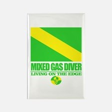 Mixed Gas Diver Rectangle Magnet