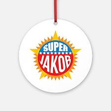 Super Jakob Ornament (Round)