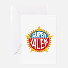 Super Jalen Greeting Card