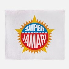 Super Jamari Throw Blanket
