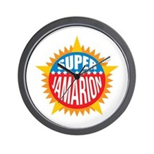 Super Jamarion Wall Clock