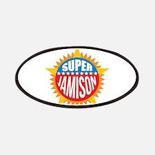 Super Jamison Patches