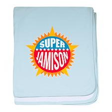 Super Jamison baby blanket