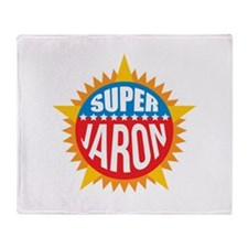 Super Jaron Throw Blanket
