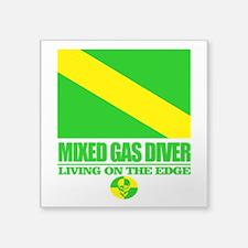 Mixed Gas Diver Sticker